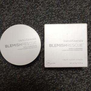 BareMinerals Blemish Rescue Powder Foundation 2W